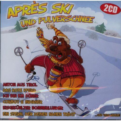 Various - Apres Ski und Pulverschnee - 2 CD - Preis vom 21.04.2021 04:48:01 h