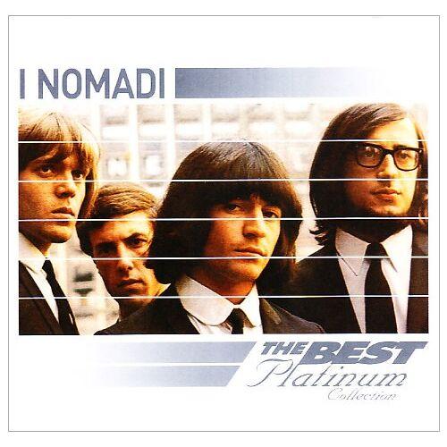I Nomadi - I Nomadi:the Best of Platin - Preis vom 10.09.2020 04:46:56 h