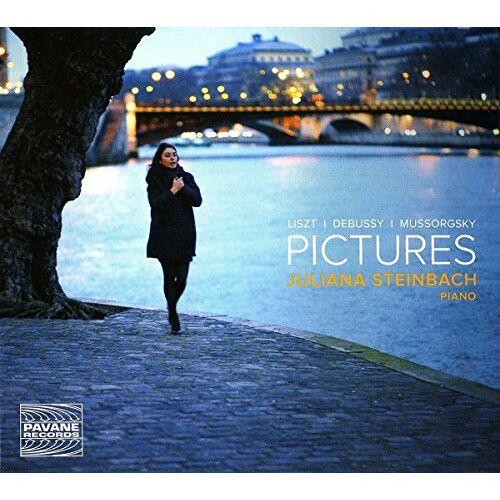 Juliana Steinbach - Pictures - Klavierwerke - Preis vom 28.02.2021 06:03:40 h