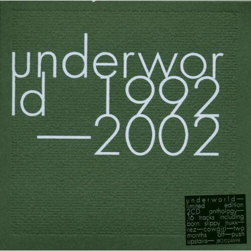 Underworld - Underworld 1992-2002 Limit. - Preis vom 25.01.2021 05:57:21 h