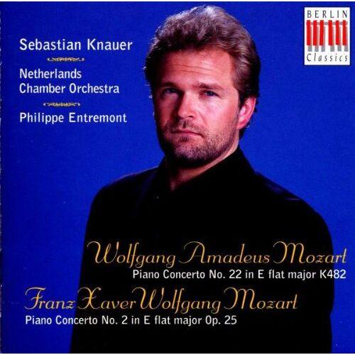 S. Knauer - Klavierkonzerte KV 482 / Es-Dur - Preis vom 28.02.2021 06:03:40 h
