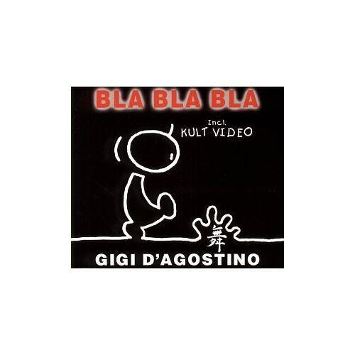 Gigi D'Agostino - Bla Bla Bla Incl.Video - Preis vom 02.03.2021 06:01:48 h