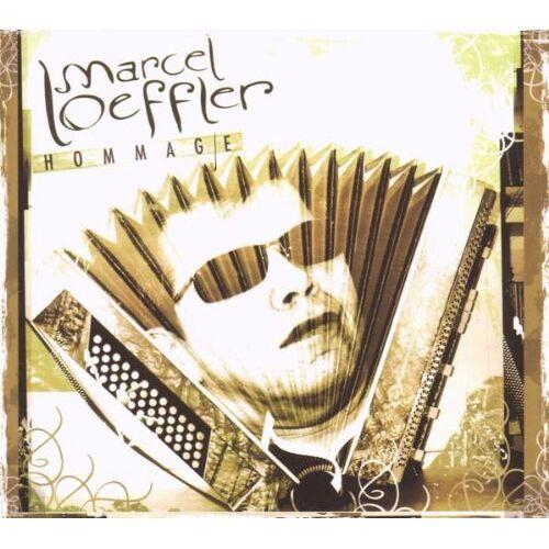 Marcel Loeffler - Hommage (+Bonus-Dvd) - Preis vom 20.10.2020 04:55:35 h