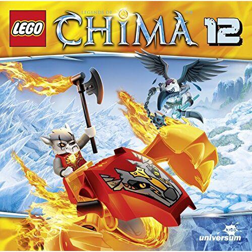 Lego Legends of Chima - Lego Legends of Chima (Hörspiel 12) - Preis vom 25.02.2020 06:03:23 h