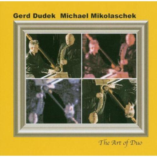 Gerd Dudek & Michael Mikolasch - The Art of Duo - Preis vom 27.01.2021 06:07:18 h