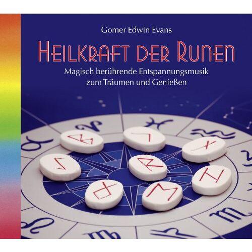 Evans, Gomer Edwin - Heilkraft der Runen - Preis vom 22.01.2020 06:01:29 h