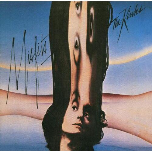 The Kinks - Misfits - Preis vom 17.10.2020 04:55:46 h