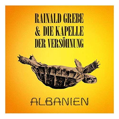 Rainald Grebe - Albanien - Preis vom 11.05.2021 04:49:30 h