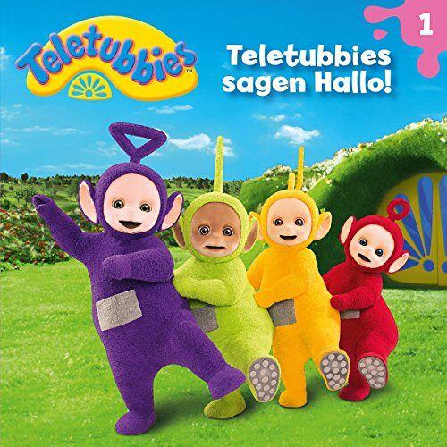 Teletubbies - 01: Teletubbies sagen Hallo! (Hörspiel zur TV-Serie) - Preis vom 06.09.2020 04:54:28 h