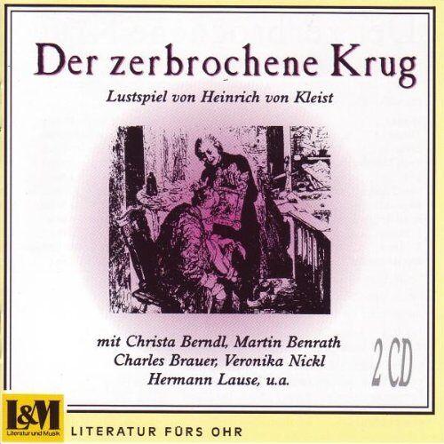 Christa Berndl - Der Zerbrochene Krug - Preis vom 18.10.2019 05:04:48 h