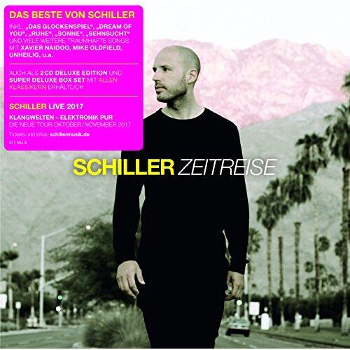 Schiller - Zeitreise - Das Beste von Schiller - Preis vom 16.05.2021 04:43:40 h