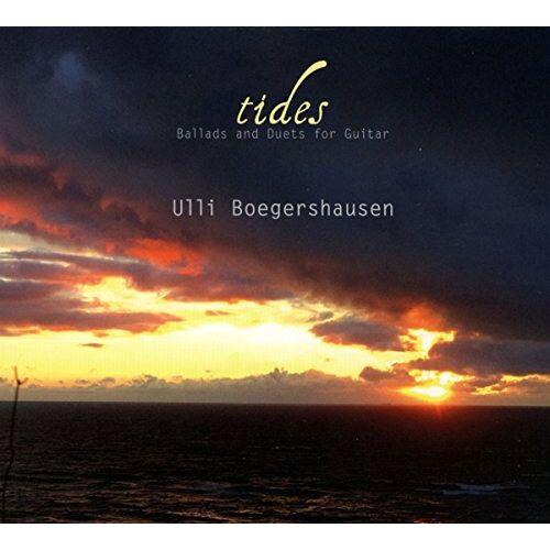 Ulli Bögershausen - Tides - Preis vom 14.04.2021 04:53:30 h