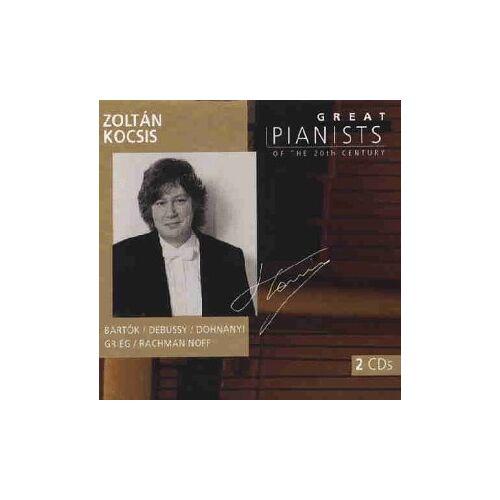 Zoltan Kocsis - Die großen Pianisten des 20. Jahrhunderts - Zoltan Kocsis - Preis vom 22.01.2021 05:57:24 h