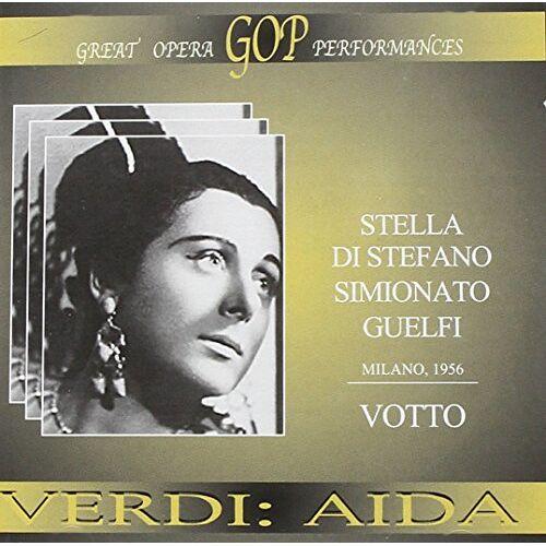 Verdi:Aida - Aida - Preis vom 20.10.2020 04:55:35 h