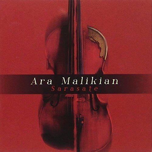 Ara Malikian - Sarasate Reedicion - Preis vom 19.01.2021 06:03:31 h