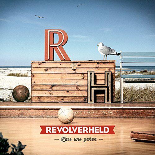 Revolverheld - Lass Uns Gehen - Preis vom 17.02.2020 06:01:42 h