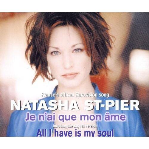 Natasha St-Pier - Je N'Ai Que Mon Ame - Preis vom 25.02.2021 06:08:03 h