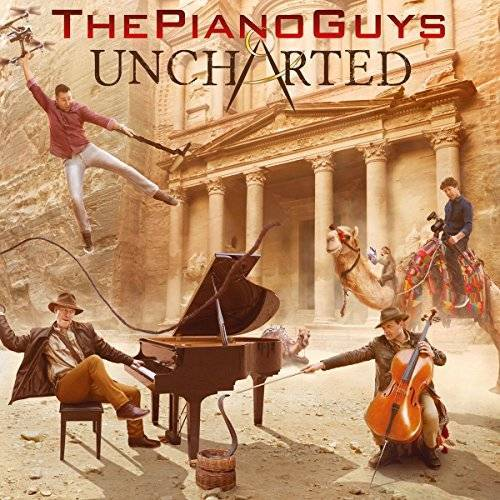 Piano Guys - Uncharted [Vinyl LP] - Preis vom 05.09.2020 04:49:05 h