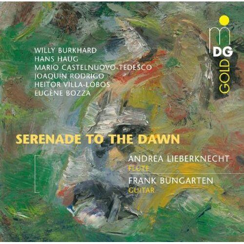 Lieberknecht - Serenade to the Dawn - Preis vom 04.09.2020 04:54:27 h