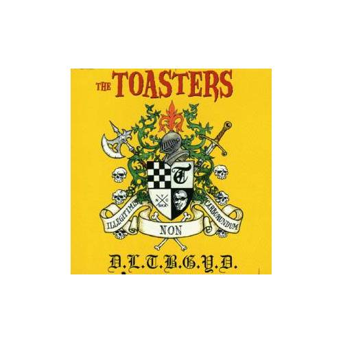 the Toasters - D.l.T.B.G.Y.d. - Preis vom 04.09.2020 04:54:27 h