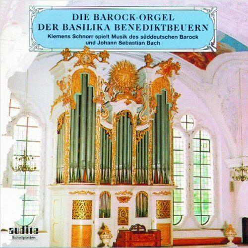 Klemens Schnorr - Die Barock-Orgel in Benediktbeuren - Preis vom 20.10.2020 04:55:35 h
