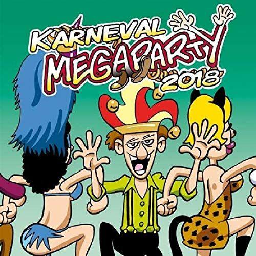 Karneval! - Karneval Megaparty 2018 - Preis vom 28.02.2021 06:03:40 h