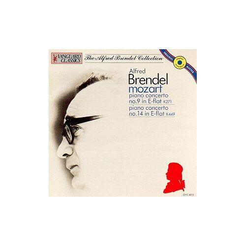 Mozart - Piano Concertos 9 & 14 - Preis vom 09.04.2021 04:50:04 h