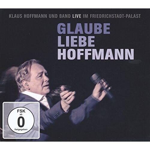 Klaus Hoffmann - Glaube Liebe Hoffmann - Preis vom 12.05.2021 04:50:50 h