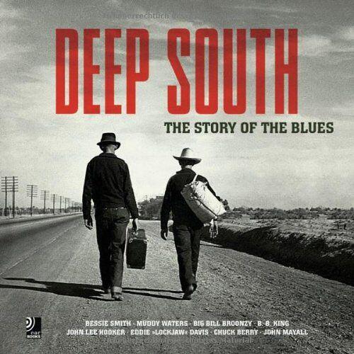 Books Ear - Deep South, Bildband u. 4 Audio-CDs - Preis vom 31.03.2020 04:56:10 h