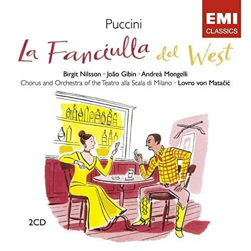 Matacic - La Fanciulla Del West-Ltd - Preis vom 25.02.2021 06:08:03 h