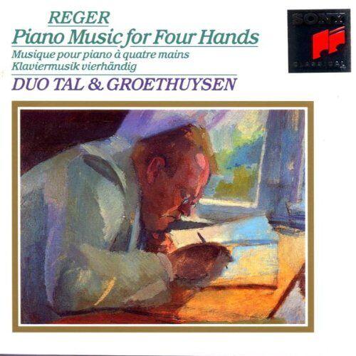 Duo Tal & Groethuysen - Klaviermusik vierhändig - Preis vom 24.02.2021 06:00:20 h