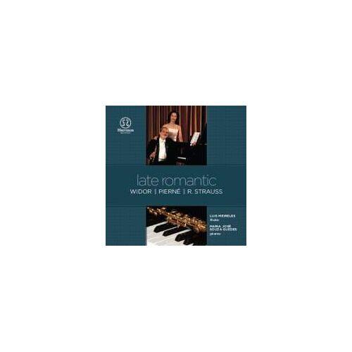- LUIS MEIRELES/Mª JOSE GUEDES-LATE ROMANTIC - Preis vom 17.01.2021 06:05:38 h