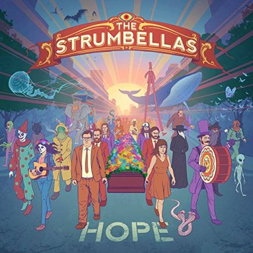 the Strumbellas - Hope [Vinyl LP] - Preis vom 20.10.2020 04:55:35 h