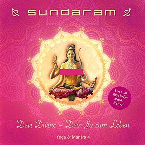 Sundaram - Devi Divine - Dein Ja zum Leben - Yoga & Mantra 4 - Preis vom 05.03.2021 05:56:49 h