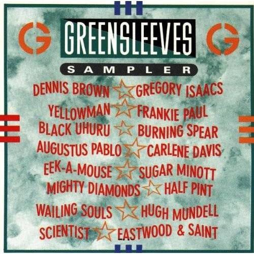 Greensleeves Sampler - Greensleeves Sampler Vol. 1 - Preis vom 26.01.2021 06:11:22 h