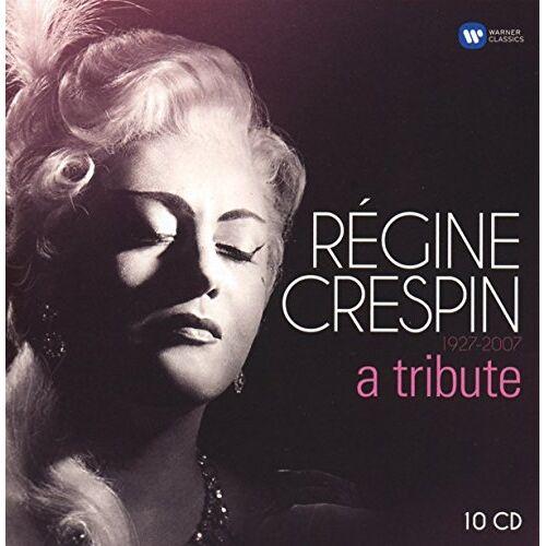 Regine Crespin - Regine Crespin: a Tribute - Preis vom 18.10.2020 04:52:00 h
