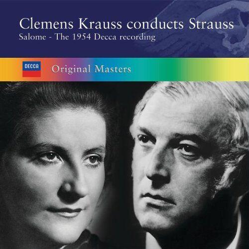 Clemens Krauss - Krauss Conducts Strauss - Preis vom 19.10.2020 04:51:53 h