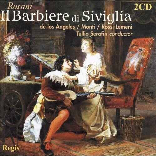 De Los Angeles - Barbier Von Sevilla/Rossini - Preis vom 28.02.2021 06:03:40 h