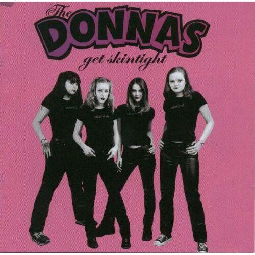 Donnas - Get Skintight - Preis vom 07.03.2021 06:00:26 h