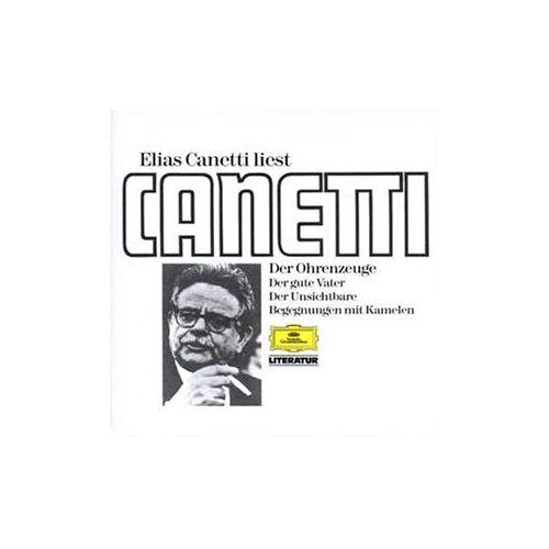 Elias Canetti - Elias Canetti Liest Canetti - Preis vom 05.05.2021 04:54:13 h