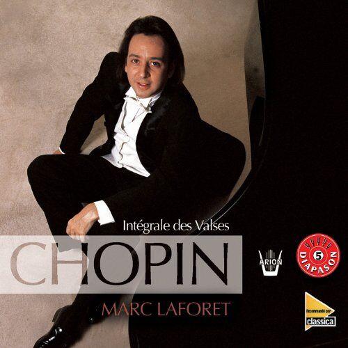 Marc Laforet (Klavier) - Chopin: Die Walzer - Preis vom 19.10.2020 04:51:53 h