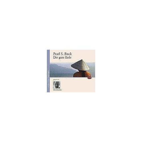 Buck, Pearl S. - Die gute Erde, 5 Audio-CDs in Plastikbox - Preis vom 25.02.2021 06:08:03 h