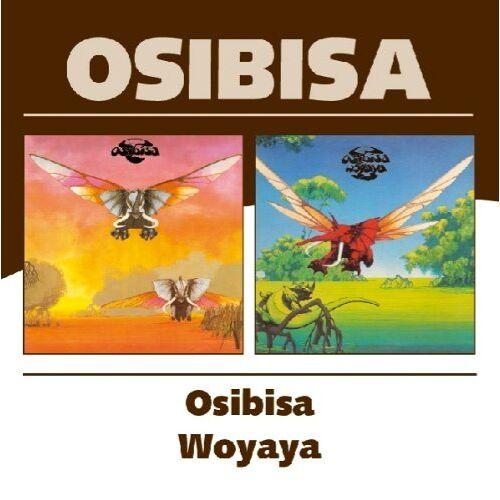 Osibisa - Osibisa/Woyaya - Preis vom 08.05.2021 04:52:27 h