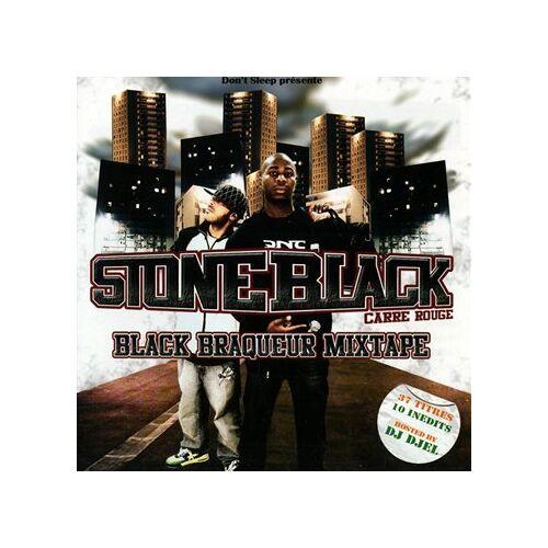 Stone Black (Carré Rouge) - Black Braqueur Mixtape - Preis vom 20.10.2020 04:55:35 h