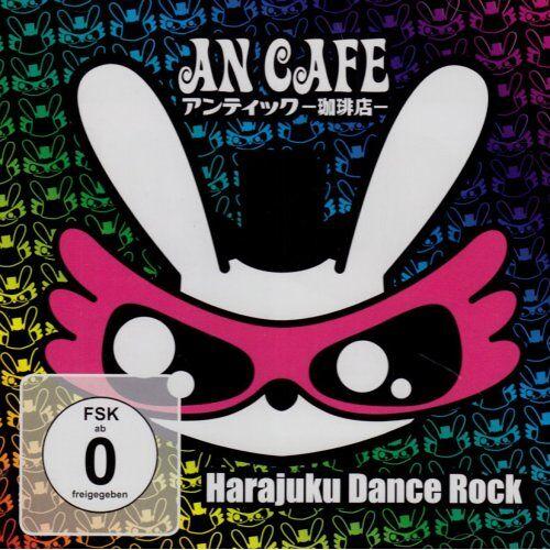 An Cafe - Harajuku Dance Rock (CD + DVD) - Preis vom 16.10.2019 05:03:37 h