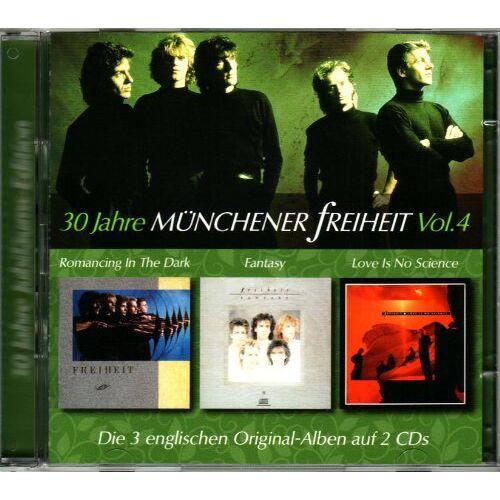 Münchener Freiheit - 30 Jahre Münchener Freiheit Vol. 4 - Preis vom 14.01.2021 05:56:14 h