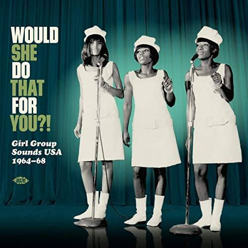 Various - Would She Do That for You?! (Black Vinyl) [Vinyl LP] - Preis vom 14.04.2021 04:53:30 h
