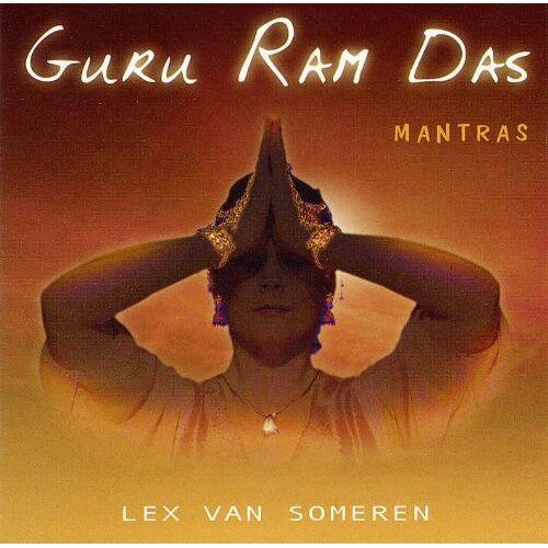 Lex van Someren - Guru Ram Das Mantras - Preis vom 19.08.2019 05:56:20 h
