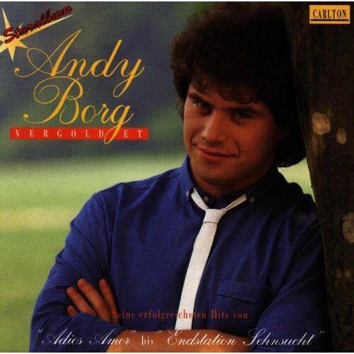 Andy Borg - Vergoldet - Preis vom 22.02.2020 06:00:29 h
