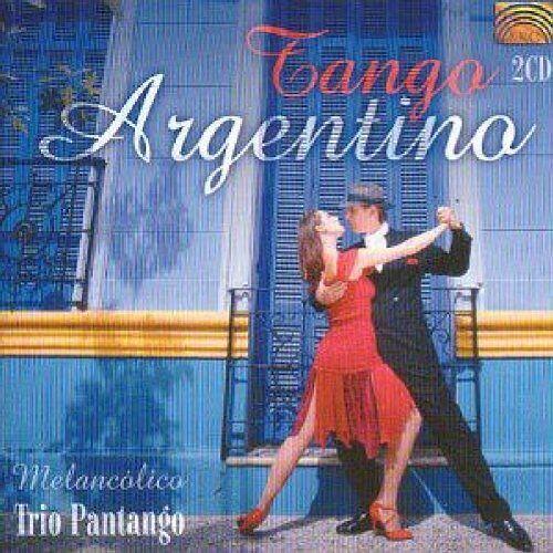 Trio Pantango - Tango Argentino-Melancolico - Preis vom 27.05.2020 05:01:17 h